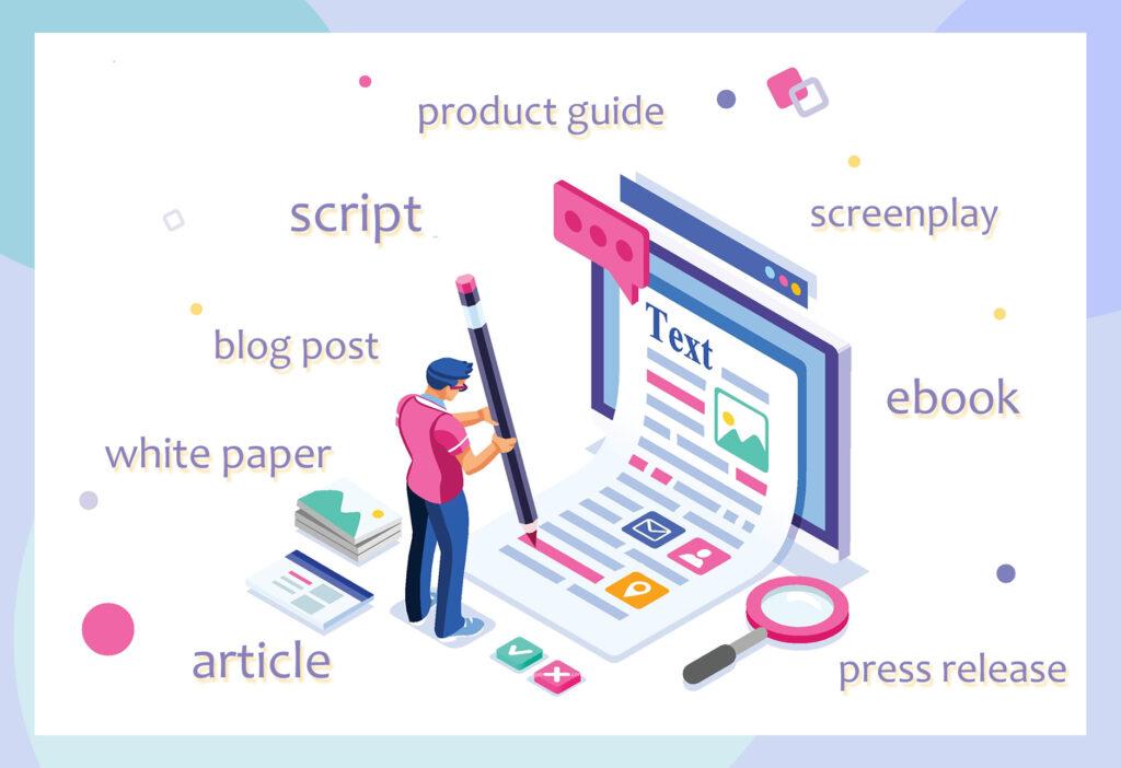 Content Writing service from MegatrendMedia.com